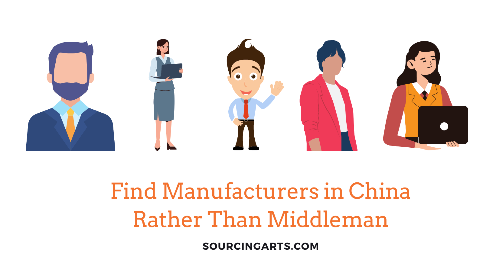 How do I find a product manufacturer in china