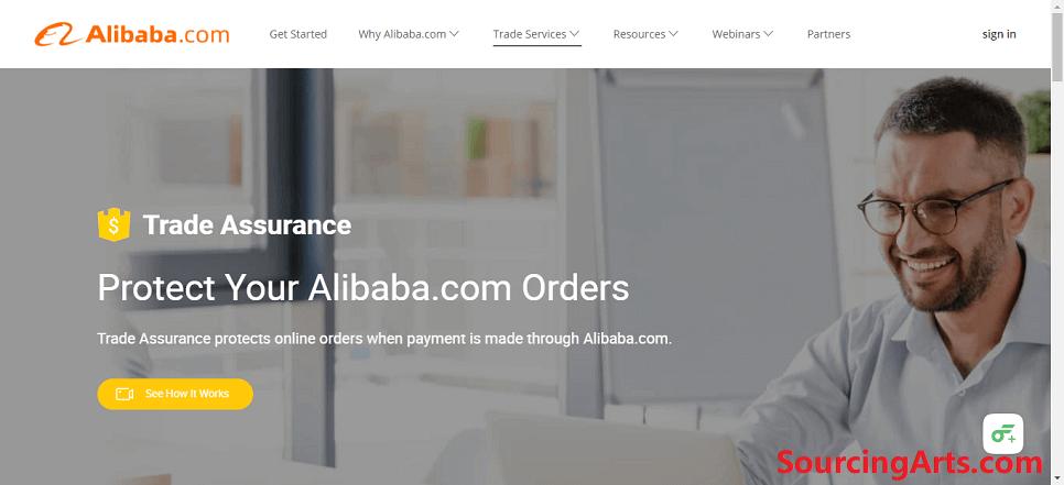 Alibaba trade assurance