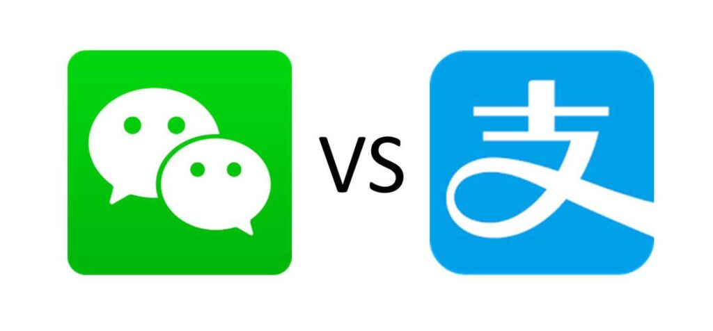 Wechat pay and Alipay